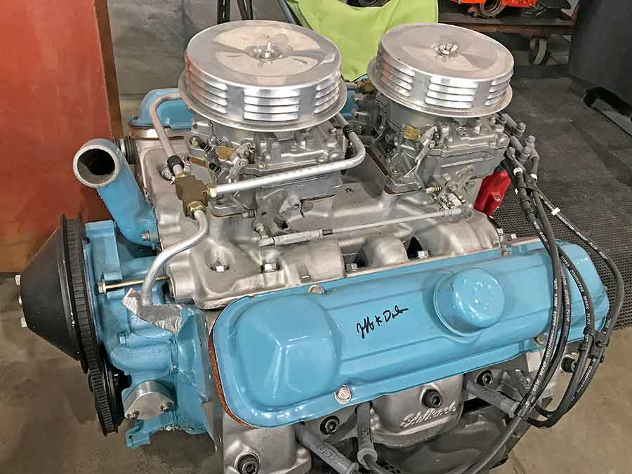 50 Engine