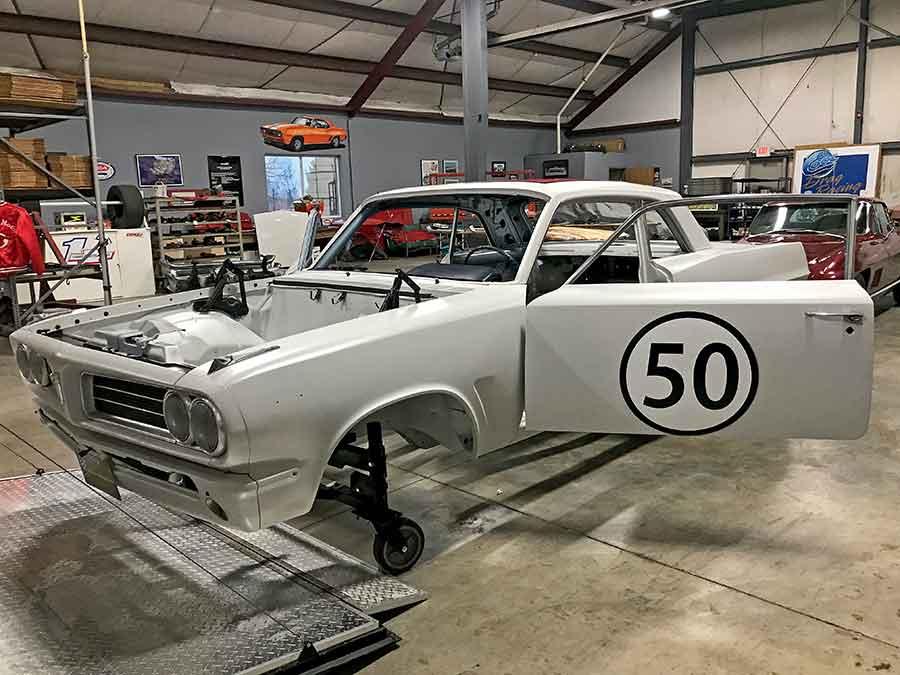 50 Car Build