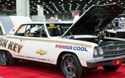 COPO Chevelle: Roger Rosebush's COPO-Powered 1965 Chevelle