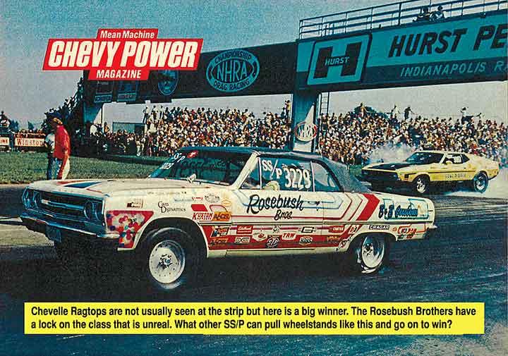 Chevy Power Magazine Photo