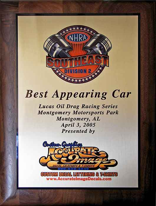 Best Appearing Car 2005 Montgomery