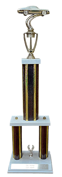 Ubly Dragway Class Winner Trophy