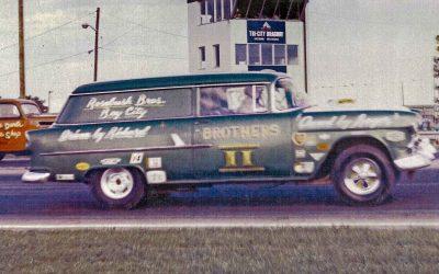 1955 Delivery Sedan