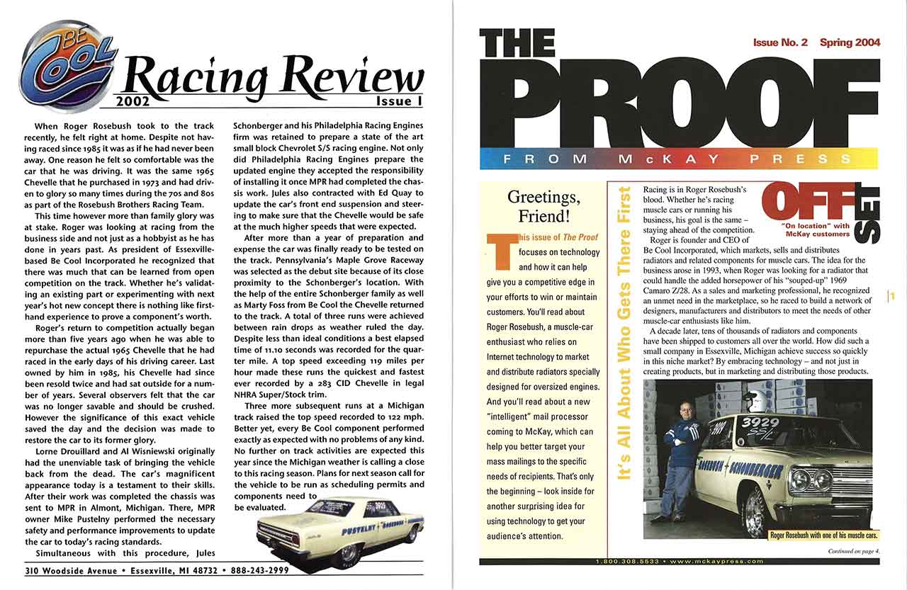 Racing Review 2002