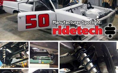 Manufacturer Spotlight: RideTech
